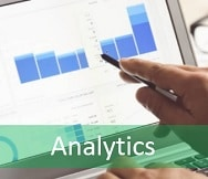 Expert analytics services available from CaliNetworks.