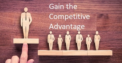 Competitive Advantage of CaliNetworks SEO