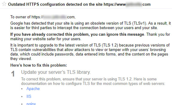 TLS Security and HTTPS Protocol