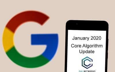 Google Core Algorithm Update – January 2020
