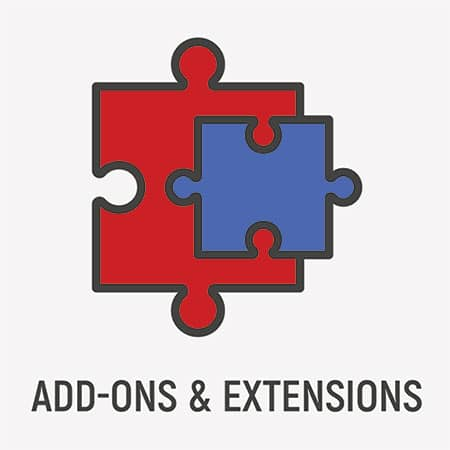 ADA Compliance Add Ons and Extensions